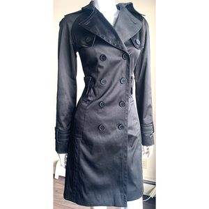 Jessica Double Breasted Coat Small